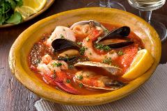 International Seafood: Sat, June 9; 6:30-9:30pm; Chef Gaby (Oakland)
